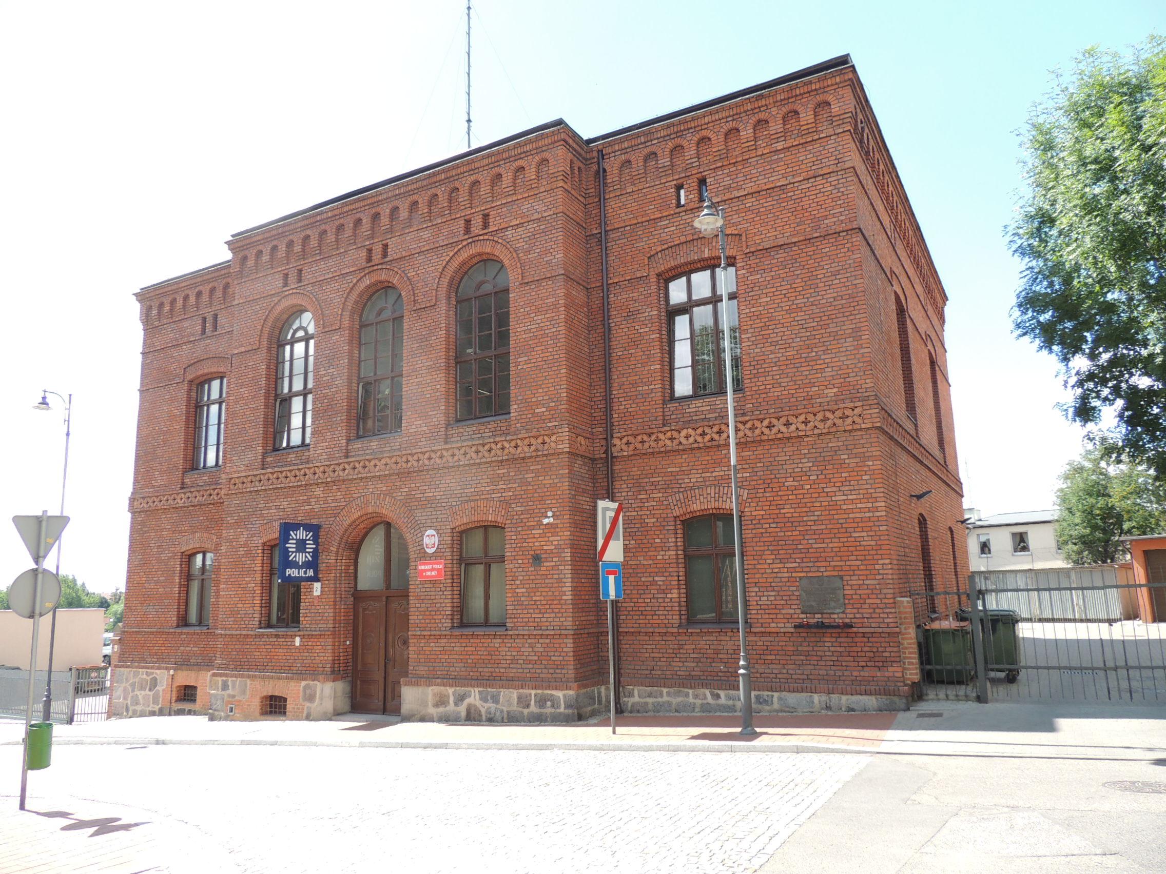 Komisariat Policji w Chełmży